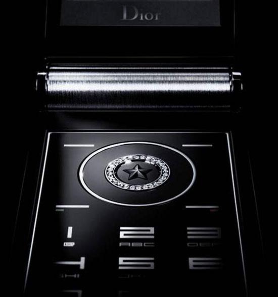 Телефоны от модного дома Dior