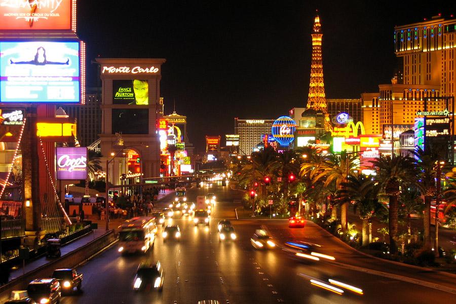Лас-Вегас: Город Греха