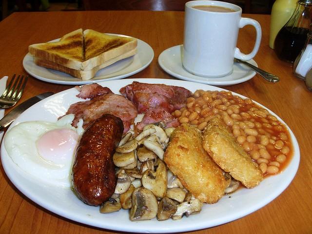 Топ 20 лучших завтраков мира