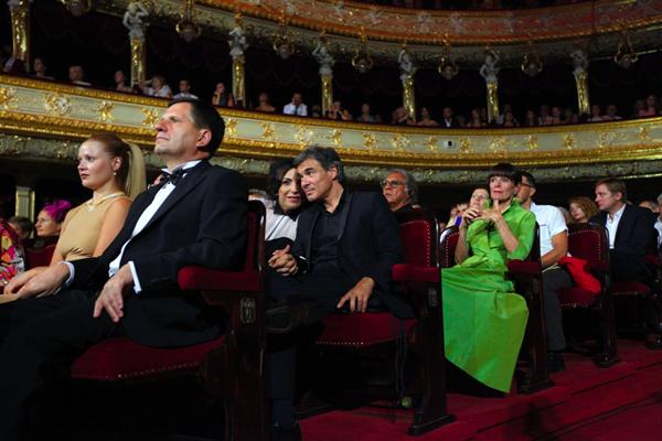 Торжественное открытие Одесского кинофестиваля состоялось!