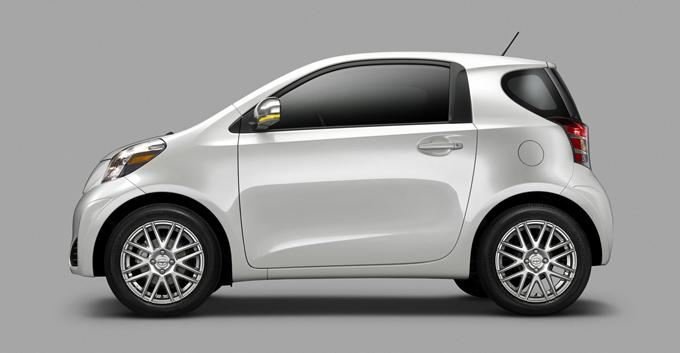 Toyota готовит к запуску новый электромобиль