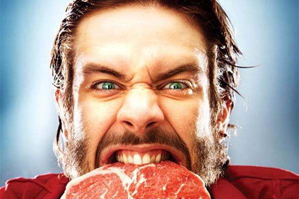 Травоядные и мясоеды