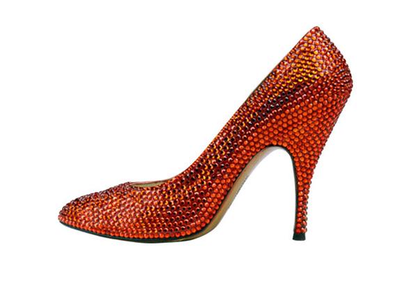Туфли Мэрилин Монро покажут в музее Salvatore Ferragamo