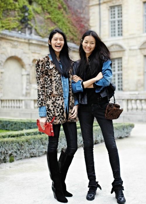 Уличная мода со всего мира