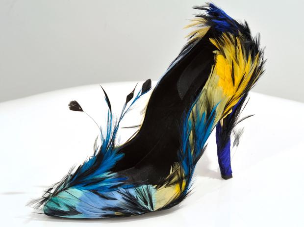 Уникальная коллекция обуви Roger Vivier Haute Couture