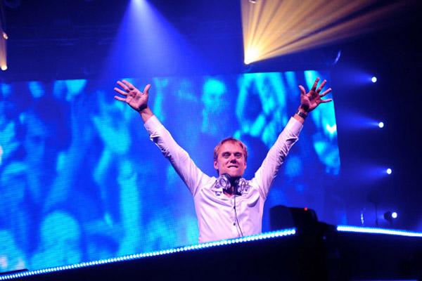 В Киев едет Armin van Buuren