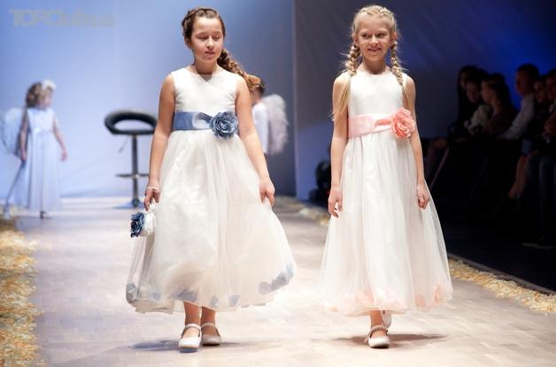 В Киеве проходит Неделя Свадебной Моды