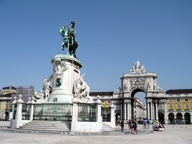 В Лиссабон на выходные