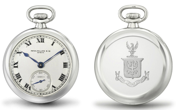 Винтажные часы на Christie's