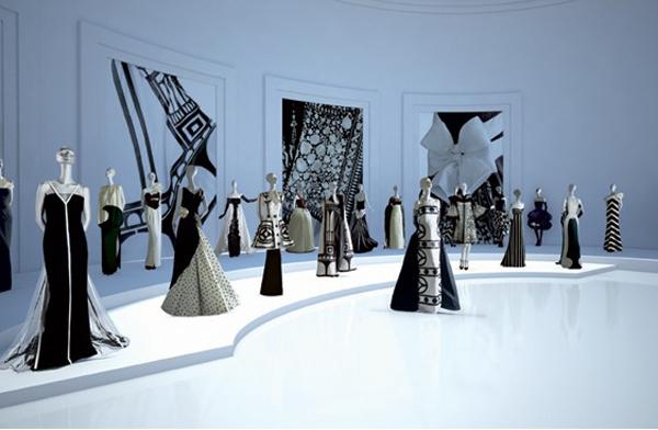 Виртуальный 3D музей Valentino