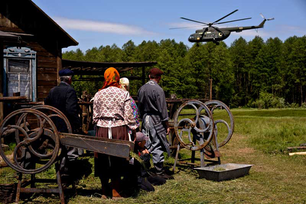 «Земля забвения» –  фильм посвящен аварии на ЧАЭС