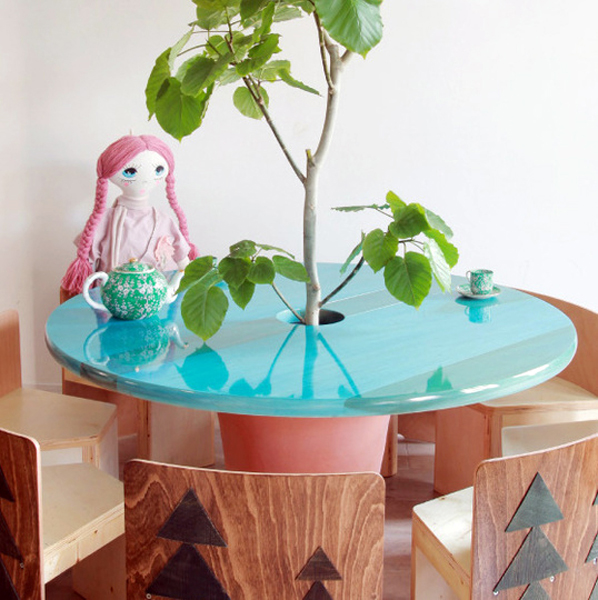 Живая мебель от Mono Goen