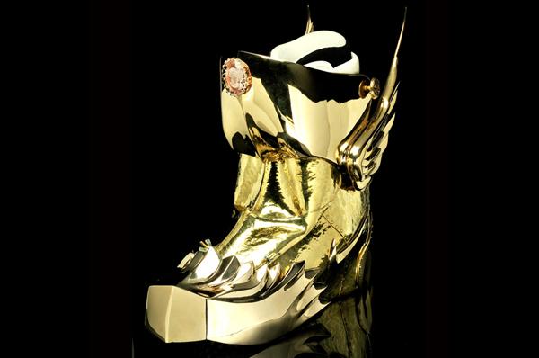 Золотые «American Eagle» от Nike