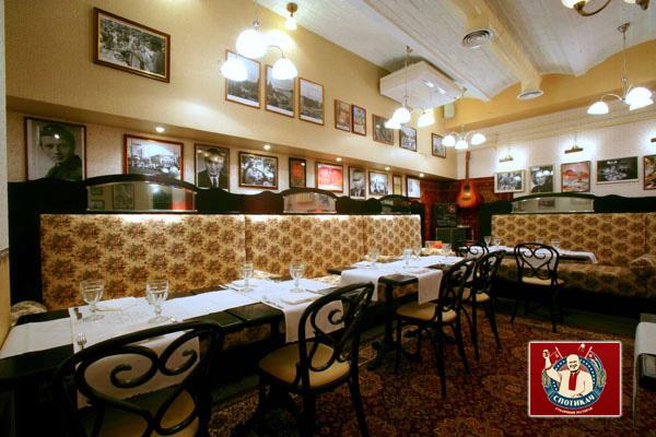 ресторан для знакомств киев