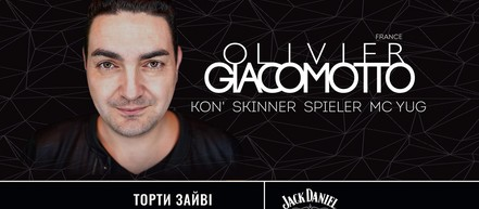Jack's Birthday: Olivier Giacomotto (France) | Saxon Club