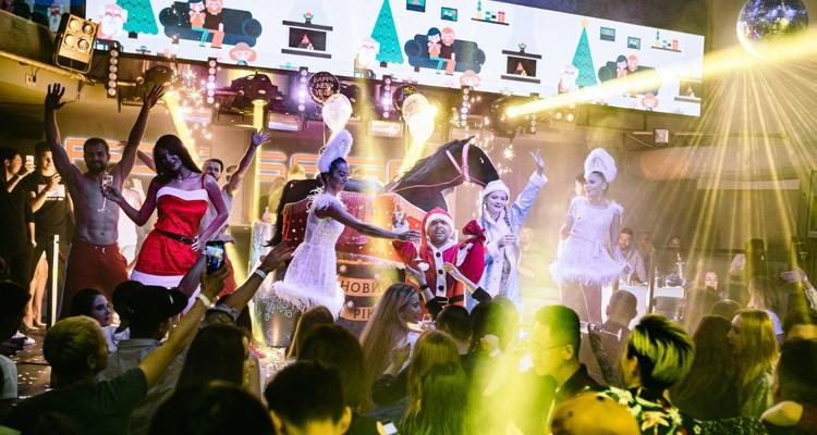 Новый год в ночном клубе ночные клубы москвы публика