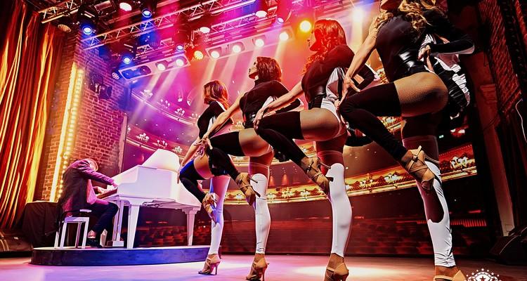Клуб эротическое шоу дастер клуб в москве
