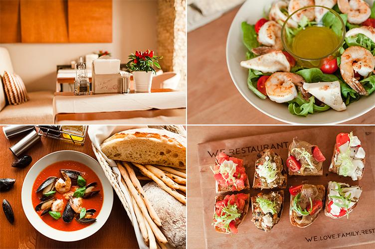 Новый семейный ресторан на Оболони — We Restaurant (Ви ресторан) - фото 8