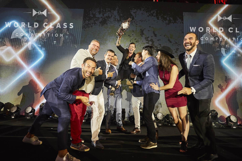 BAROMETER анонсирует второй конкурс барменов World Class Ukraine 2018