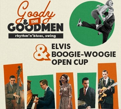 ELVIS BOOGIE-WOOGIE OPEN CUP & GOODY & THE GOODMEN