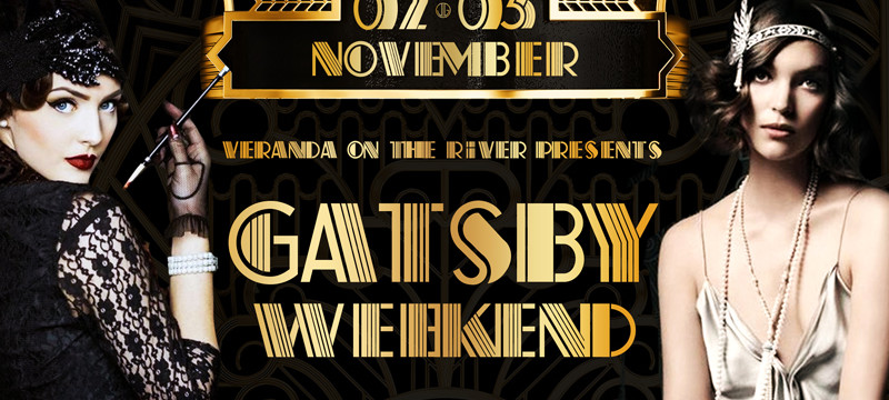 GATSBY WEEKEND