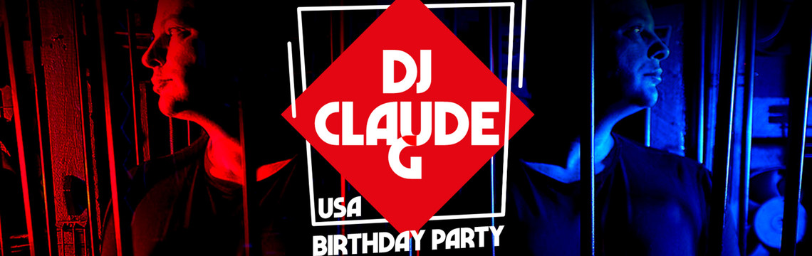 RnB BooM. Dj Claude G Birthday party