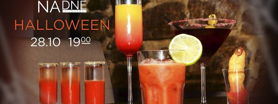 Halloween in Na Dne Lounge Bar