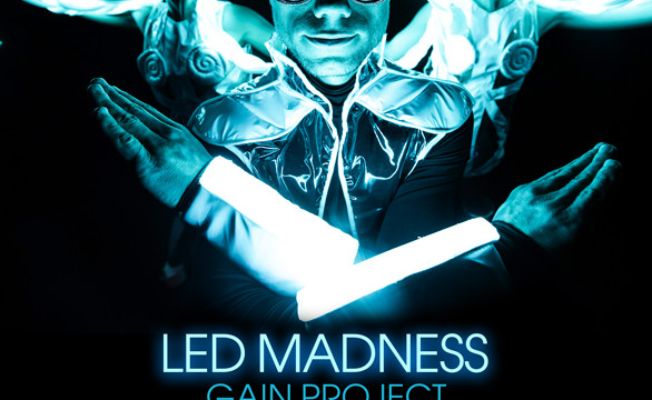 LED Medness show