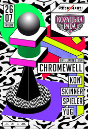 Rave On w/Chromewell (USA)