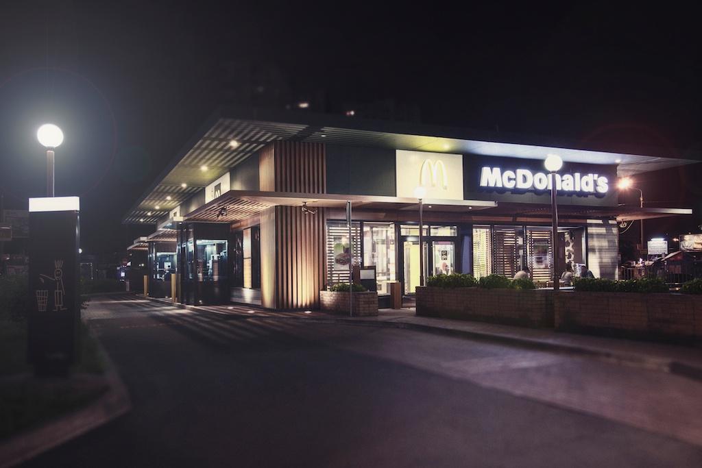 любого фото с ночного макдональдса фотографий